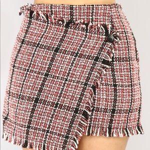 NWT Fashion Nova Skirt